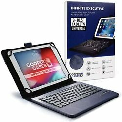 Cooper Cases Infinite Executive Key Board Case [9-10.5 Inch Tablet General-purp