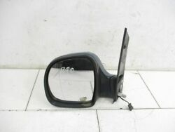Exterior Mirror Sideview Left 5pins 7735 Lugano Grey Rhd Right - Hand Drive