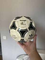 Adidas Ball Tango Europa 1984 Jeux Olympiques Olympic Games Los Angeles