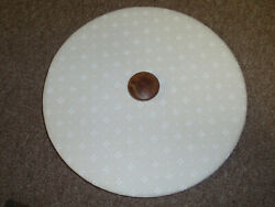 Longaberger Fabric Lid For The Host Only Sewing Or Large Fruit Basket, New