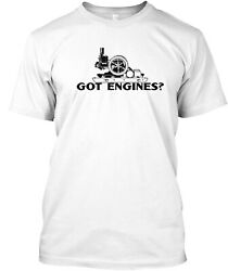 Got Engines Hit And Miss Gas Engines Classic T-shirt - 100 Cotton