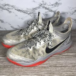 Nike Zoom Crusader Menandrsquos Outdoor Basketball Shoes Size Us 13 Gray James Harden