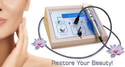 New Avance Vascular - Spider Vein System With Treatment Gel Kit Ipl And Device