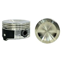 For Ford F-150 97-00 K15788p.75 Dish Top Engine Piston Set W Premium Rings