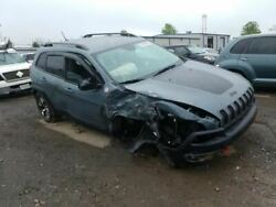 Motor Engine 3.2l Vin S 8th Digit Two Piece Oil Pan Fits 14-17 Cherokee 1606271