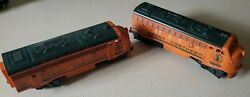 American Flyer S Gauge Diesel Engine 21207 Great Northern A./c. Gilbert And Dummy