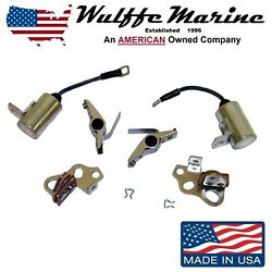 Tune-up Kit For Johnson Evinrude 3 4 5 5.5 6 7.5 9.5 Hp Rpl 18-5006 172522