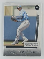 2021 Panini Absolute Baseball Inserts Base And Parallels Wander Trout Rookies