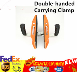 Double Hand Carry Clamp For Granite Marble Stone Slab Glass Carry Tools 2.6kg Us