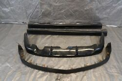 2002 04 Acura Rsx Type-s K20a2 Oem A-spec Front And Rear Lip W Side Skirts Crack