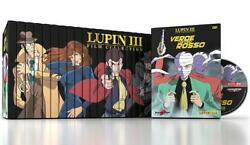 Opera Complete 28 Dvd Lupin Iii The 3rd Movie Collection Journal Yamato