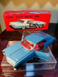 Mansei Toys Haji Minicar 1960s At That Time Made In Japan Tin Toys Very Rare