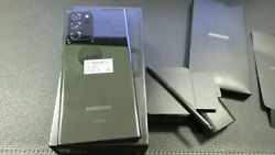 Samsung Galaxy Note 20 Ultra Works Only With T-mobile Carrier 5g Sm- N986u 128gb