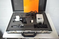 Zeiss Hso-10 Portable Slit-lamp With Carrying Case