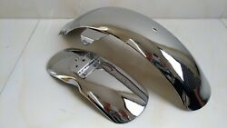 Honda Mini Trail Z50a Front And Rear Fenders. K2 Long Tail Rear Fender Mudguards.