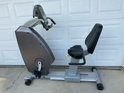 Scifit Recumbent Exercise Bike Iso 7000r Extra Attachments Rehab Free Shipping