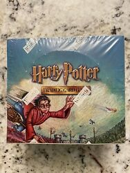 Harry Potter Wotc Tcg Quidditch Cup 36 Booster Box Trading Card Game Sealed