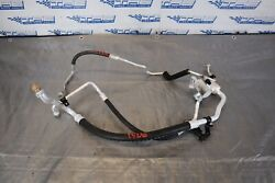 2014 Range Rover Autobiography 5.0l L405 Oem A/c Hoses And Fitting 1326