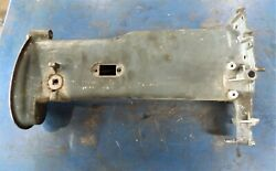1950and039s Vintage Sea King Gale Omc 12 Hp Gg8971b Mid-section Leg