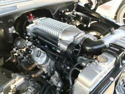 In Stock Whipple Lsx Universal Front Feed 2.9l Supercharger Intercooled System