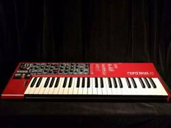 Nord Lead A1 Virtual Analog Performance Synthesizer Japan Used Vintage Sequencer