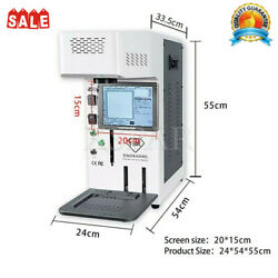 Tbk958b Automatic Laser Marking Machine Back Glass Separator For Iphone 8 To 12