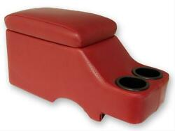 65 66 67 68 69 70 71 Ford Mustang Torino Falcon Center Console Red Us Made