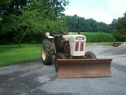 Satoh S-650-g Tractor. Compact Tractor Farm Tractor