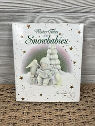"""1995 Department 56 """"winter Tales Of The Snowbabies"""" Hard Cover Book"""