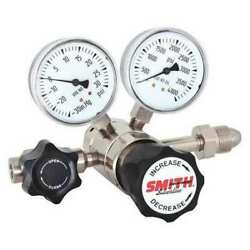 Miller Electric 621-03090000 Specialty Gas Regulator, Two Stage, Cga-580, 0 To