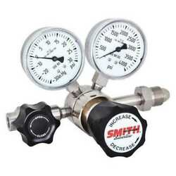 Miller Electric 321-85220000 Specialty Gas Regulator, Two Stage, Cga-330, 0 To