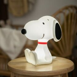 Peanuts Snoopy Touch Mood Lamp Night Light Character Stand Deco Interior Design