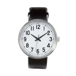 Muji - Park Watch Large Face - Brand Nwt