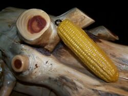 ✨decoy Lead Weight Anchor Corn Cob Ear Duck / Goose - Over 2lb Hunting Sports