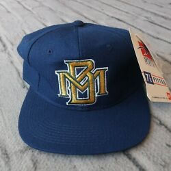 Vintage New Milwaukee Brewers Fitted Hat Size 7 1/8 Cap Sports Specialties