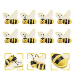 20Pcs Decorative Stickers Bumblebee Stickers for Children Home Decor