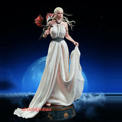 Dragon Queen Daenerys Resin Model Painted Statue Pre-order Game Of Thrones Hard