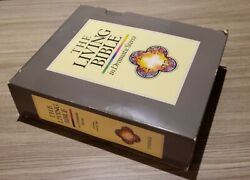 The Living Bible In Dramatic Stereo Tyndale House Publishers 48 Cassette Tapes