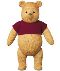 Medicom Toy Vcd Christopher Robin Pooh Figurine Free Shipping