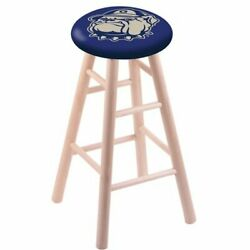 Holland Bar Stool Co. Rc18msnat Maple Vanity Stool,natural Finish,georgetown
