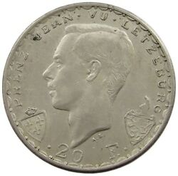 Luxembourg 20 Francs 1946 C48 3431