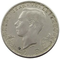 Luxembourg 20 Francs 1946 C48 3439