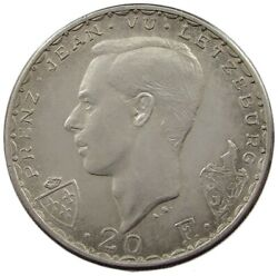 Luxembourg 20 Francs 1946 Top C48 3427