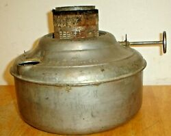 Vintage Perfection 500 Series Kerosene Oil Heater Tank Font And Wick Only
