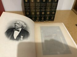 Antique Masonic Books Full Set History Of Masons And Research Books Lot Of 10