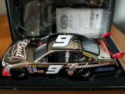 2008 Kasey Kahne 9 Budweiser Charger White Gold Elite Rcca 124 Only 50 Made