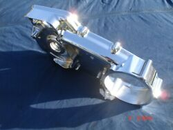Harley Chrome Inner Primary 4 Breakout Fxsb Rocker Fxcw 60815-08 Outright Sale