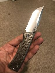 Chaves Knives Ultramar Customized By Ramon Chaves Folding Knife Rare 6 Of 10