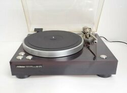 Victor Ql-a70 Auto-lift Direct Drive Turntable Vintage 80's Automatic