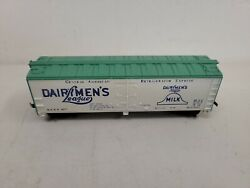 Tyco Ho Scale Dairymen's League Refrigerated Milk Box Freight Car G.a.r.x. 907